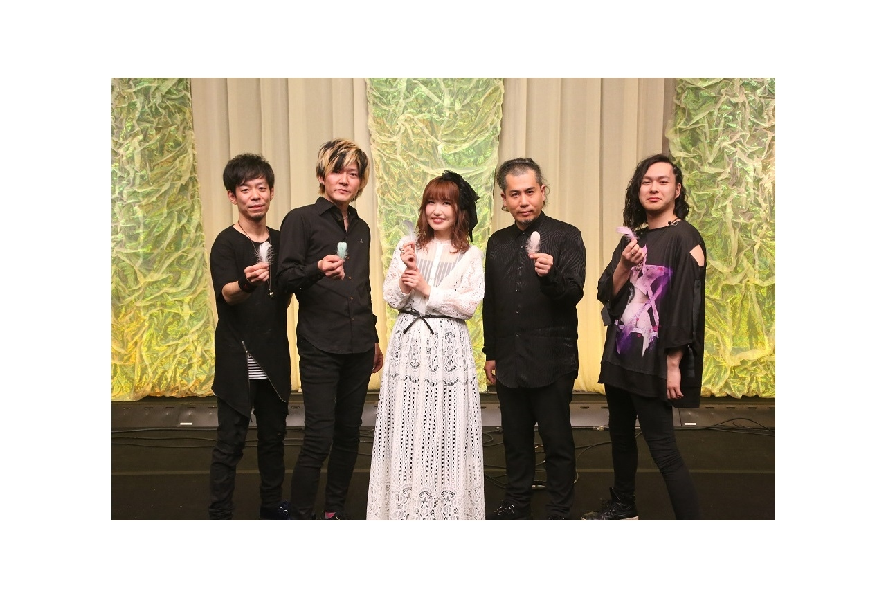 声優・内田彩、大宮ソニック無観客ライブの公式レポートが到着