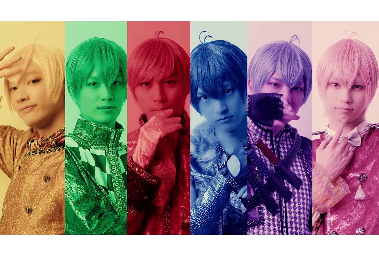 舞台『おそ松さん』F6の新曲MVショートverが初公開
