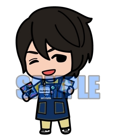 Kiramune×アニメイトのスペシャルコラボ企画【Kira☆ani】が始動! 第1弾としてKiramuneメンバーの特別描き下ろしキラキャラ発表-4