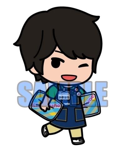 Kiramune×アニメイトのスペシャルコラボ企画【Kira☆ani】が始動! 第1弾としてKiramuneメンバーの特別描き下ろしキラキャラ発表