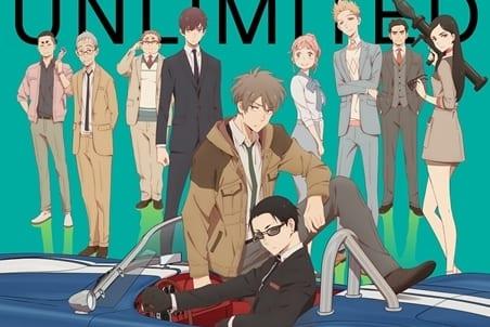 『富豪刑事 Balance:UNLIMITED』追加キャラも登場する本PV公開! スタッフ&キャスト、EDテーマ情報も解禁-1