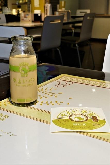 ツキプロ公式カフェ『池袋月野亭』3月の「やよいパン」店内&試食レポート|シンプル&ナチュラルな店内で、ほっこりパンに癒される♪-7