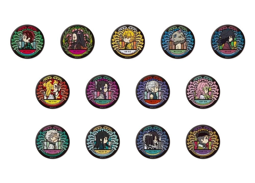 『鬼滅の刃』グリッター缶バッジがアニメイト通販に登場!