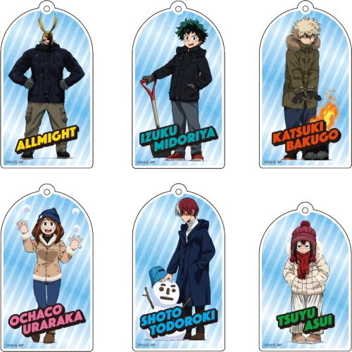 TVアニメ『ヒーローアカデミア』第71回さっぽろ雪まつりに出展されたグッズの事後通販がアニメイト通販で販売決定!