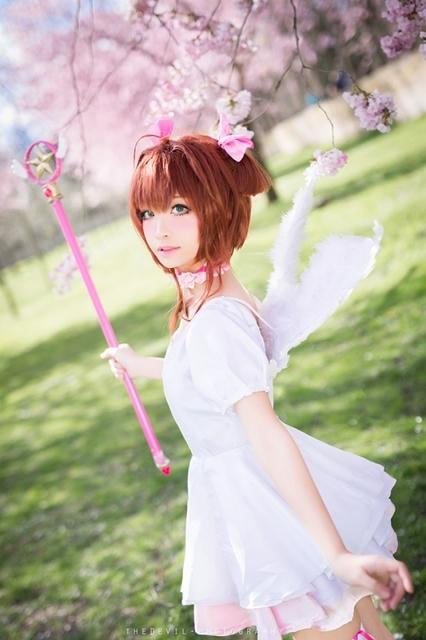 3月24日は声優・丹下桜さんのお誕生日!『カードキャプターさくら』や『Fate/EXTRA』ほか、丹下さんが演じたキャラクターをコスプレ特集!-5