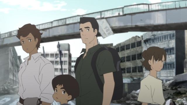 Netflixオリジナルアニメシリーズ『日本沈没2020』声優・上田麗奈さん、村中知さん、佐々木優子さん、てらそままさきさんが出演が決定! 上田麗奈さんよりコメント、さらに場面カットも解禁