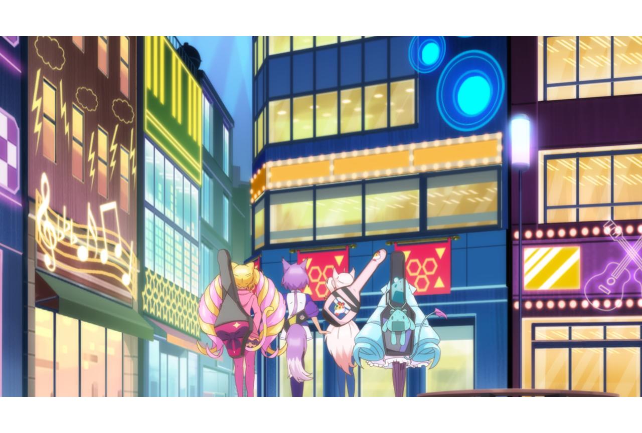 『SHOW BY ROCK!!ましゅまいれっしゅ!!』第12話先行カット公開