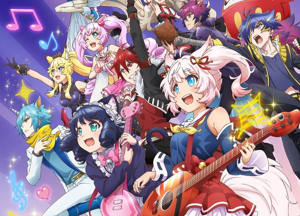 新シリーズ『SHOW BY ROCK!!STARS!!』制作決定!