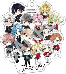 『JAZZ-ON!』より、CD『JAZZ-ON! Sessions 開闢≠Beginning』のジャケットデザインが公開! 16人の全声優陣が出演するドラマパートが3本収録-3