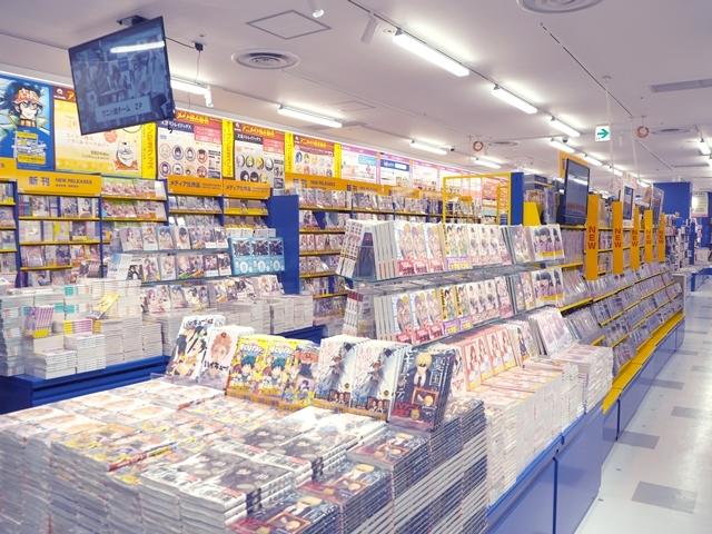 『アニメイト福岡パルコ』3/28移転リニューアルオープン! HKT48田島芽瑠さんが、3/27開催のメディア向け内覧会に登場-11