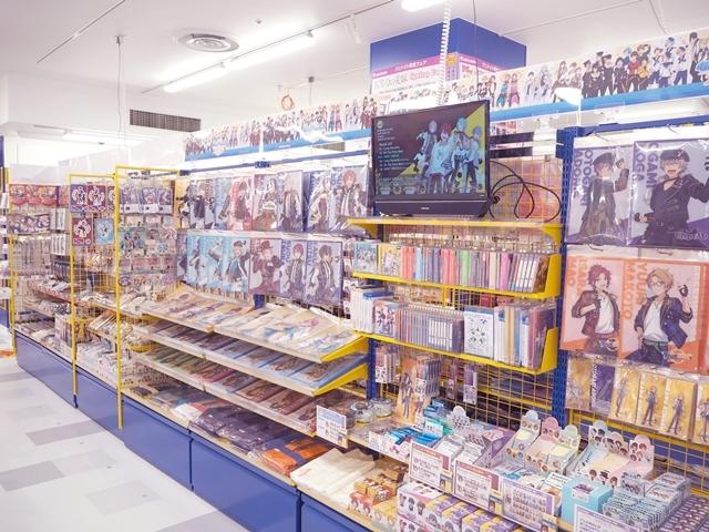 『アニメイト福岡パルコ』3/28移転リニューアルオープン! HKT48田島芽瑠さんが、3/27開催のメディア向け内覧会に登場-12