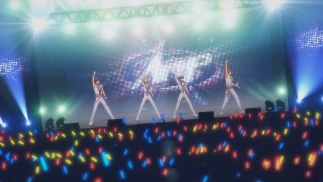 冬アニメ『ARP Backstage Pass』最終回・第10話「A'LIVE」の先行カット公開! まさにライブのBackstage(舞台裏)を描いた集大成-10