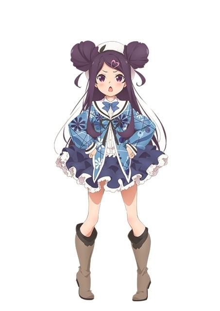『おちこぼれフルーツタルト』関野ロコ役:久保田梨沙