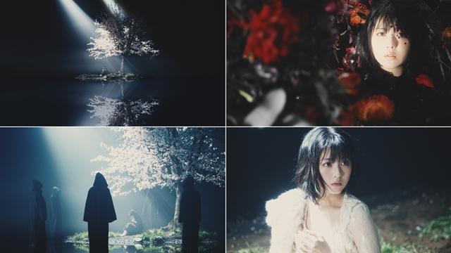 人気シンガー・Aimerさんが手掛ける「春はゆく」(劇場版『Fate/stay night [HF]』第三章主題歌)より、MV(フルサイズ)公開! 今作も女優・浜辺美波さんが出演-1