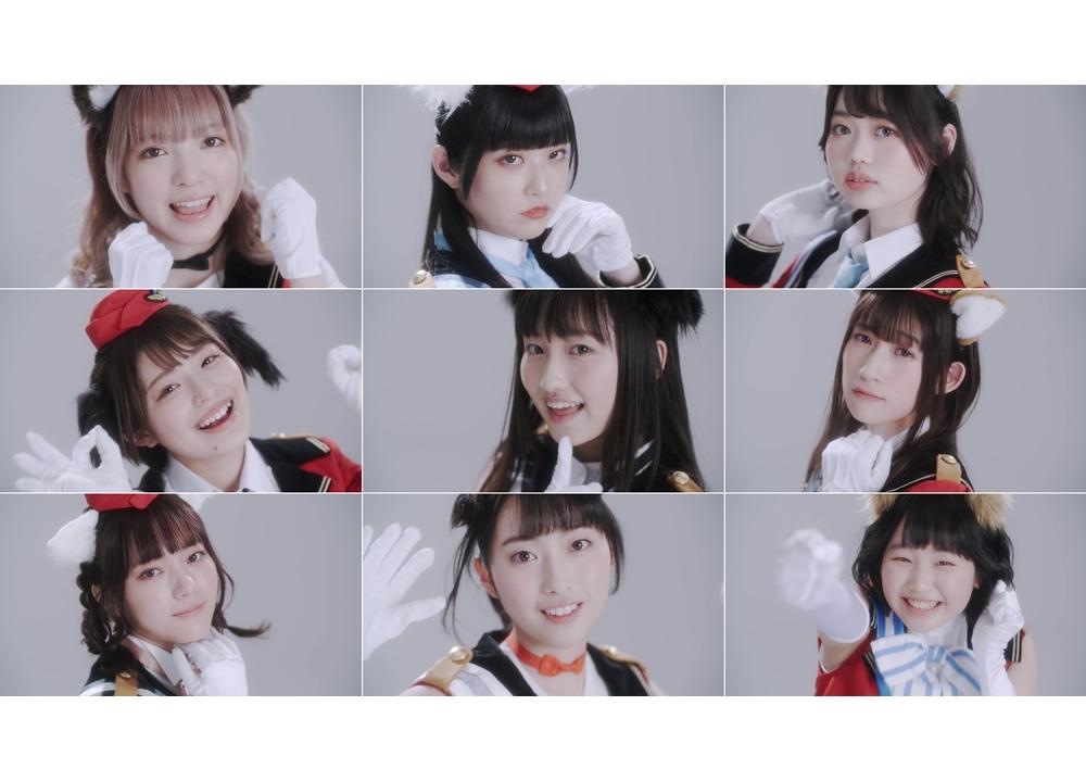 ルミナスウィッチーズ1stシングルよりMV公開!