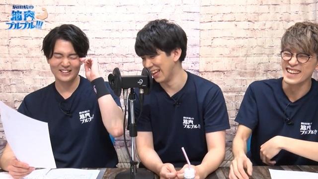 『駒田航の筋肉プルプル!!!』#13の番組レポート到着!伊東健人さんがゲストとしてリベンジ参戦!2年目に突入する番組を盛り上げる-8
