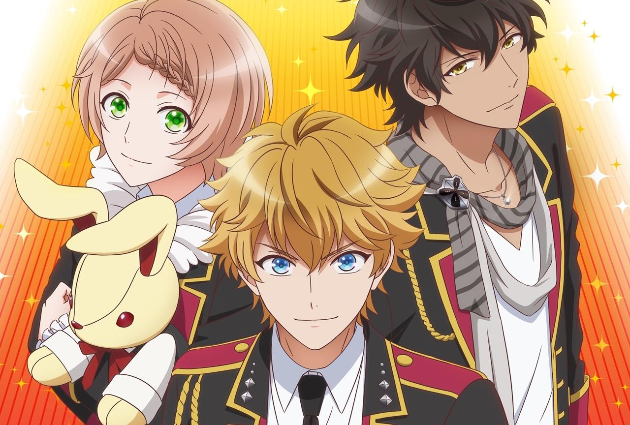 アニメ『アイ★チュウ』キャラクター設定画とキャストが解禁