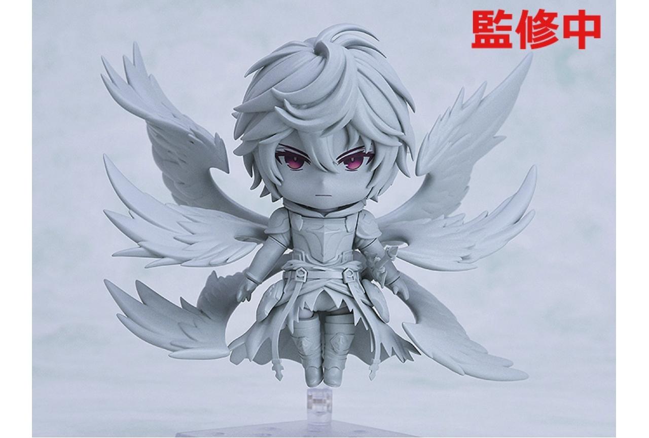 『グラブル』星晶獣の天司・サンダルフォンのねんどろいど原型写真が到着!