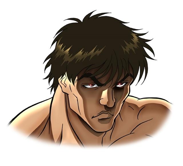 アニメ『バキ』大擂台賽編に追加声優として、緒方賢一さん、幸野善之さん、安元洋貴さんら12名が出演決定! キャラクタービジュアルも公開-8