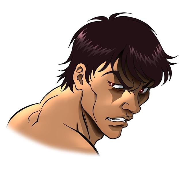アニメ『バキ』大擂台賽編に追加声優として、緒方賢一さん、幸野善之さん、安元洋貴さんら12名が出演決定! キャラクタービジュアルも公開-14
