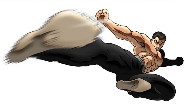 アニメ『バキ』大擂台賽編に追加声優として、緒方賢一さん、幸野善之さん、安元洋貴さんら12名が出演決定! キャラクタービジュアルも公開-17