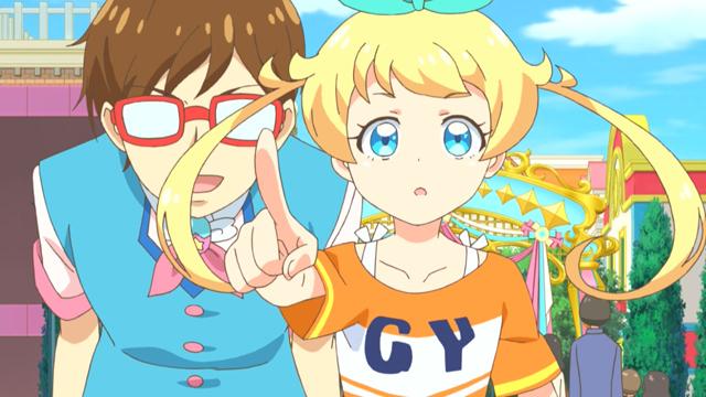 第103話 「キラッとオープン!プリ☆チャンランドがやってきたッチュ!」