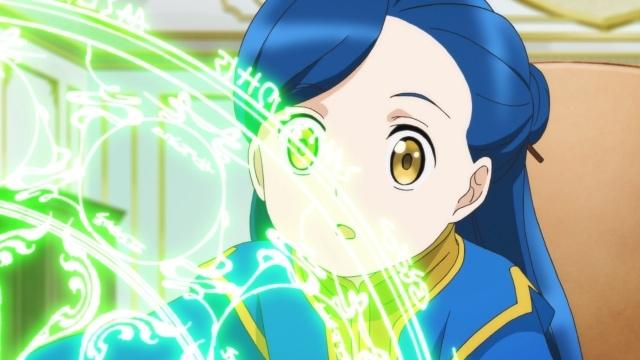 春アニメ『本好きの下剋上 司書になるためには手段を選んでいられません』第16話「青い衣と異なる常識」あらすじ・先行カット公開!