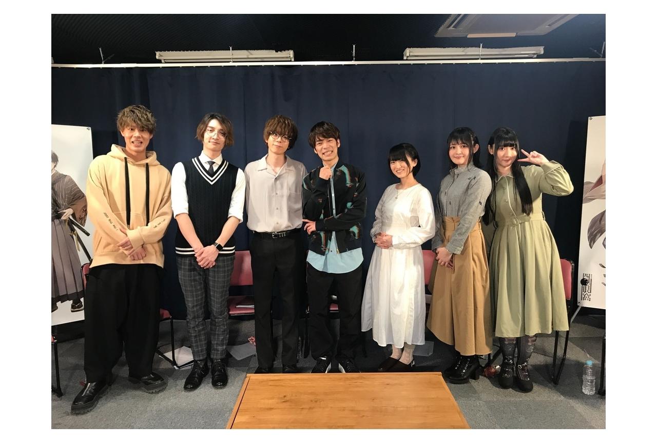 『マーダーミステリー』に小野賢章、神尾晋一郎ら声優陣が挑戦