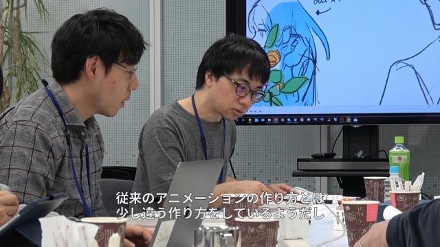 アニメ映画『天気の子』Blu-ray コレクターズ・エディション特典映像であるメイキングドキュメンタリーの一部が公開!制作現場、レコーディングなど制作の裏側の様子が収録-2