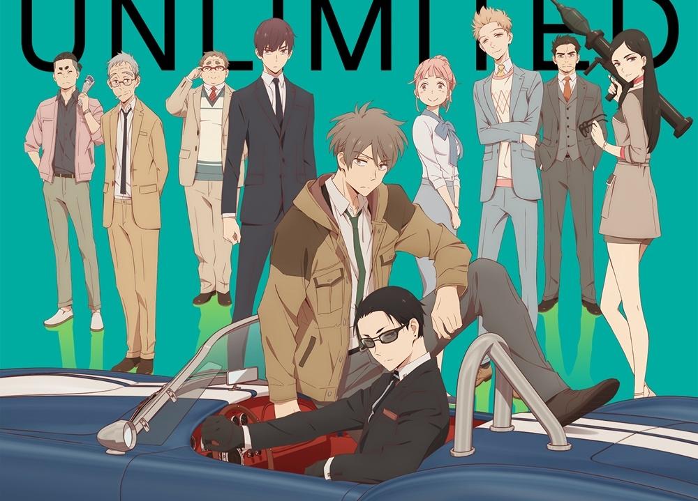 『富豪刑事 Balance:UNLIMITED』BD&DVD、OST発売決定