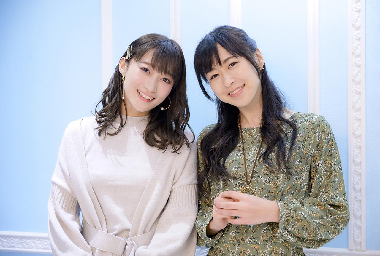 『キラッとプリ☆チャン』リングマリィ:茜屋日海夏×徳井青空 対談