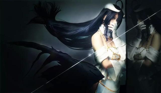 人気作『オーバーロード』より、守護者統括・アルベドのコスプレ特集! 慈悲深き純白の悪魔に扮するコスプレイヤーさんたちをお届け-11