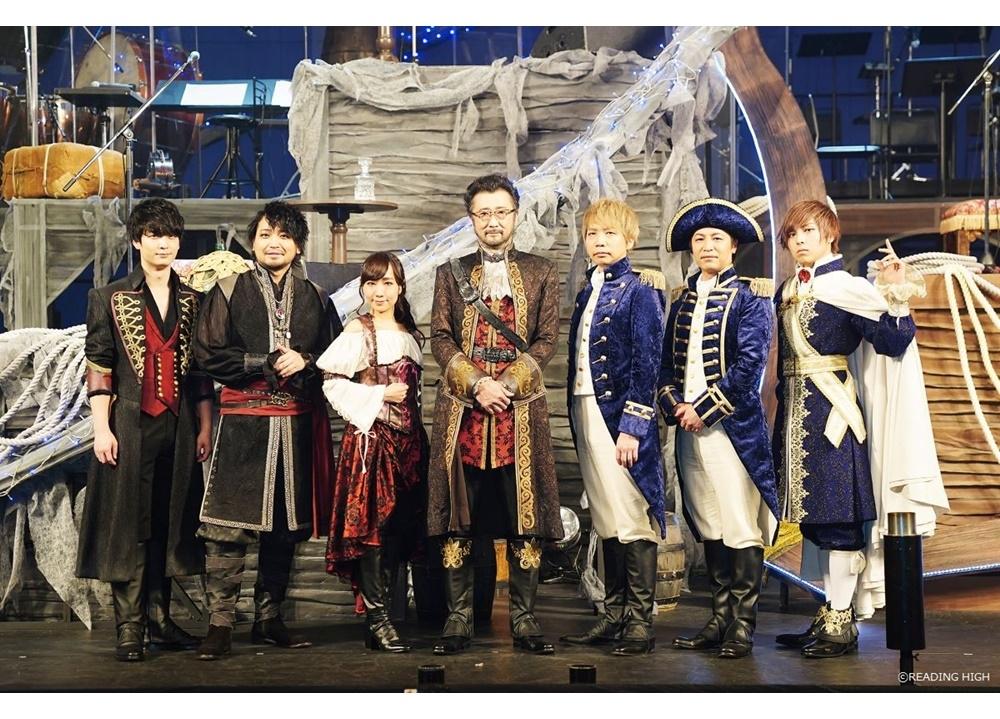 音楽朗読劇「El Galleon ~エルガレオン~」6/23にTV初放送決定!