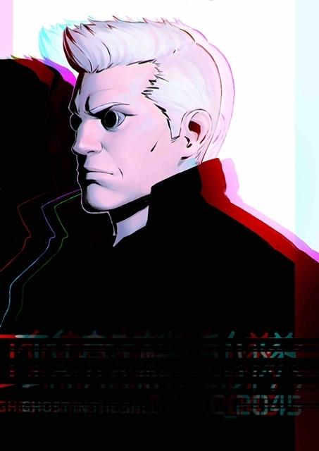 『攻殻機動隊 SAC_2045』イリヤ・クブシノブ氏のキャラクターアート14点解禁! 敵か味方か……謎の少年の姿も-3