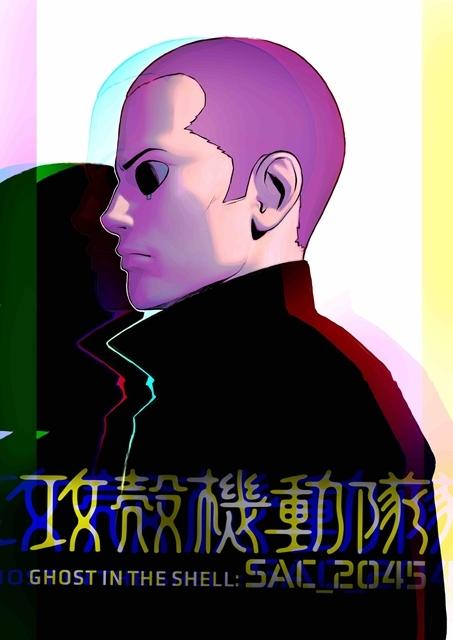 『攻殻機動隊 SAC_2045』イリヤ・クブシノブ氏のキャラクターアート14点解禁! 敵か味方か……謎の少年の姿も-7