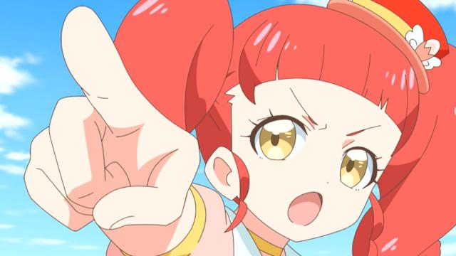 TVアニメ『キラッとプリ☆チャン』第106話先行場面カット・あらすじ到着! 第1回プリンセスカップ予選はフリーフォールで、どれだけ叫ばずにクリアできるかのリアクション対決!