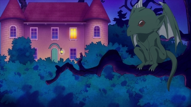 『邪神ちゃんドロップキック'』第5話の先行カット&あらすじ到着! 付録のポーチの匂いを嗅いだ邪神ちゃんは、子供の頃の記憶を思い出して……