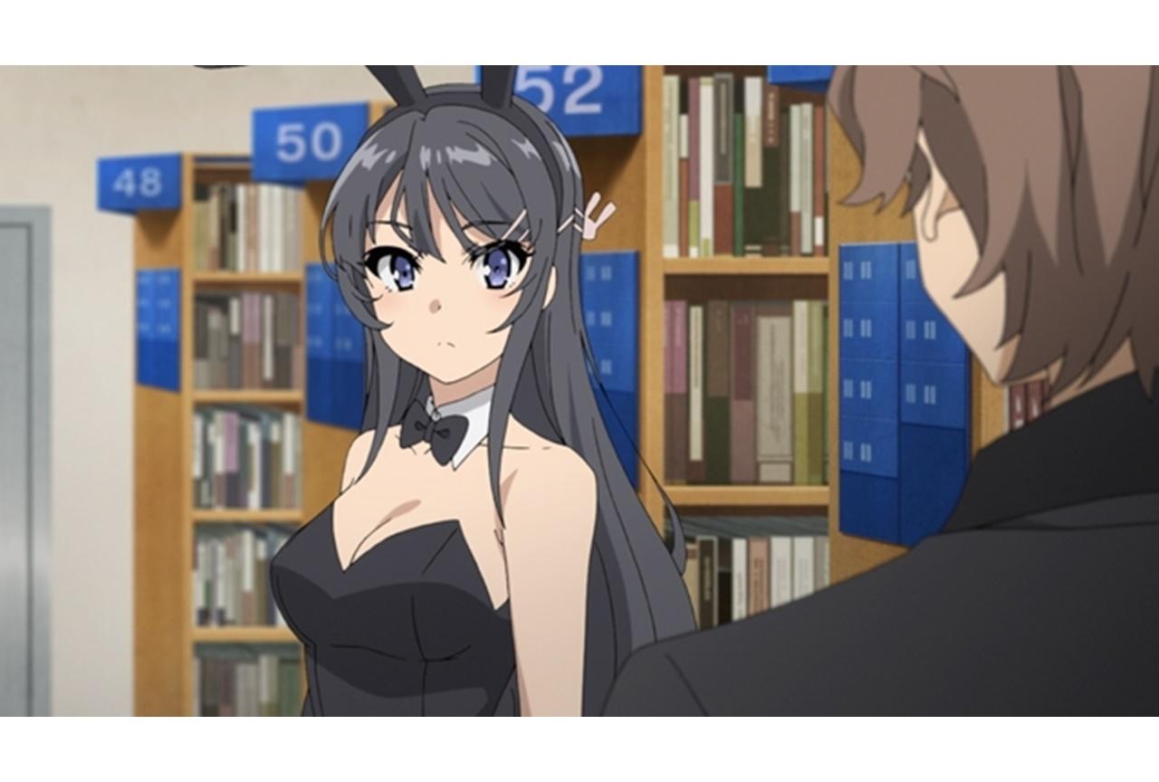 【アニメ今日は何の日?】5月6日は『青春ブタ野郎』梓川咲太が野生のバニーガールに出会った日