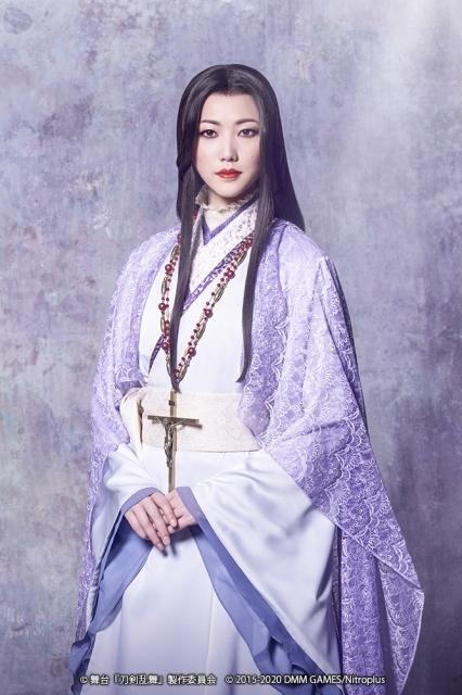 『舞台 刀剣乱舞』細川ガラシャ