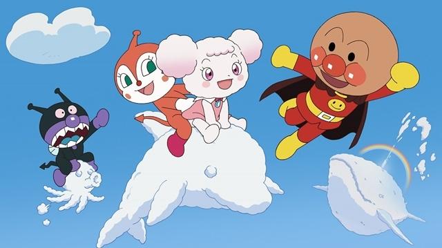 映画『それいけ!アンパンマン ふわふわフワリーと雲の国』公開延期を発表。アンパンマン役・戸田恵子さんからコメント到着