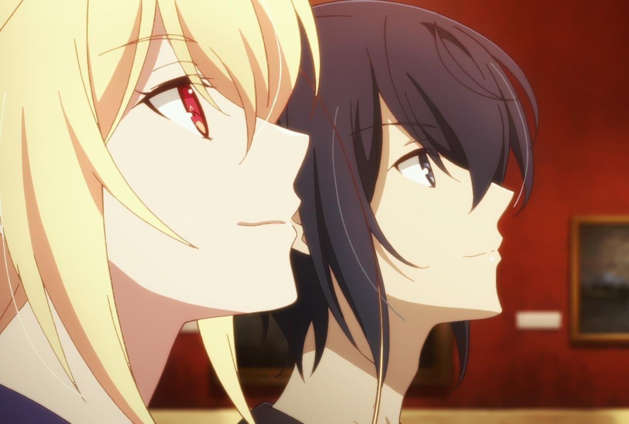 TVアニメ『キミ戦』のPV第1弾が公開