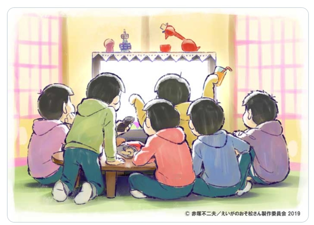 『えいがのおそ松さん』無料上映会がニコ生で開催決定!