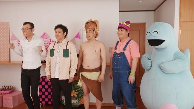 春アニメ『ギャルと恐竜』第7話実写パート「激励」より、あらすじ・場面カット到着! 腰の痛みが、ギャルを襲って……-1