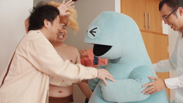 春アニメ『ギャルと恐竜』第7話実写パート「激励」より、あらすじ・場面カット到着! 腰の痛みが、ギャルを襲って……-4