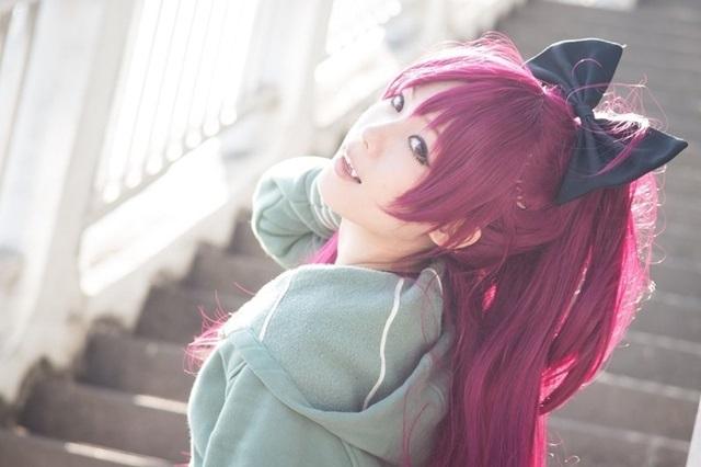 アニメ『魔法少女まどか☆マギカ』より、美樹さやか、佐倉杏子のコスプレ特集!可愛くてカッコいい魔法少女ふたりの華やかな姿をお届け!