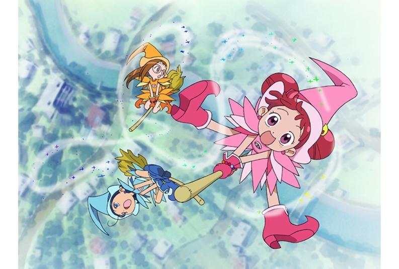 アニメ『おジャ魔女どれみ セレクション』がBS11で放送