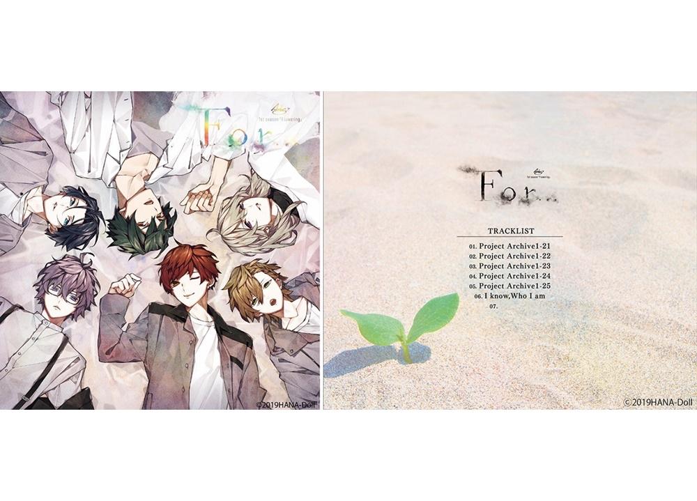 『華Doll*』Anthosの5thアルバムよりトラックリスト公開!