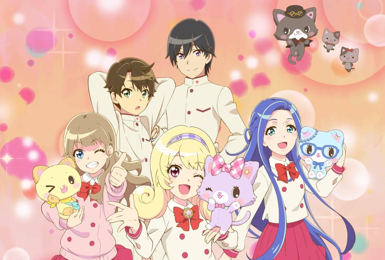 TVアニメ『ミュークルドリーミー』放送記念キャンペーンを実施