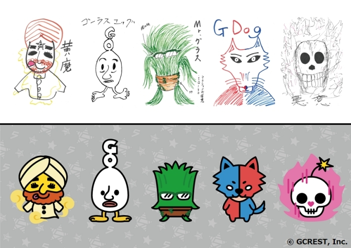 熊谷健太郎さん、小松昌平さん、寺島惇太さん、仲村宗悟さん、深町寿成さんによる「GOALOUS5」1周年記念生放送で記念グッズ発売などを発表!
