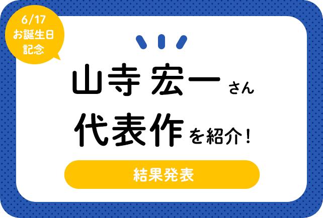声優・山寺宏一さん、アニメキャラクター代表作まとめ(2020年版)